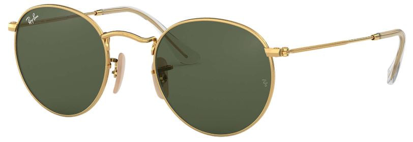 Ray Ban Round Flat Lenses RB3447N Sunglasses