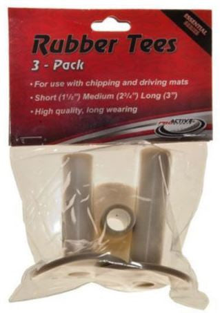 ProActive Sports Rubber Tees - 3 Pack