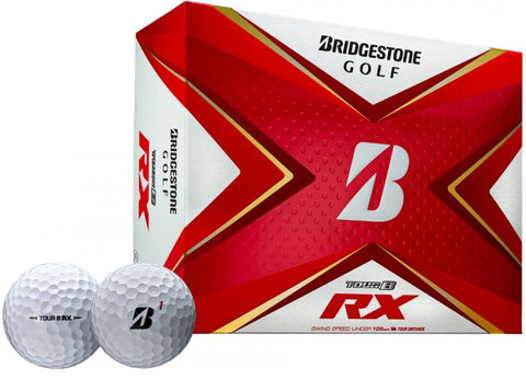 NEW Bridgestone Tour B RX Golf Balls
