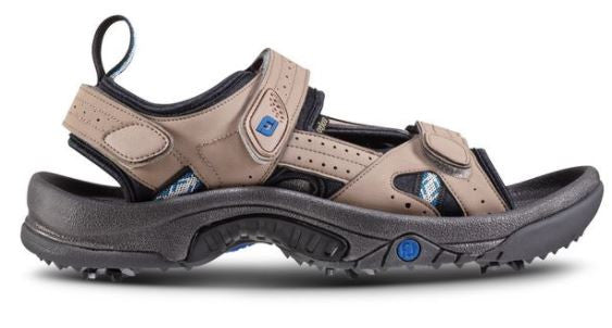 Foot Joy Golf Sandals - Dark Taupe 45318