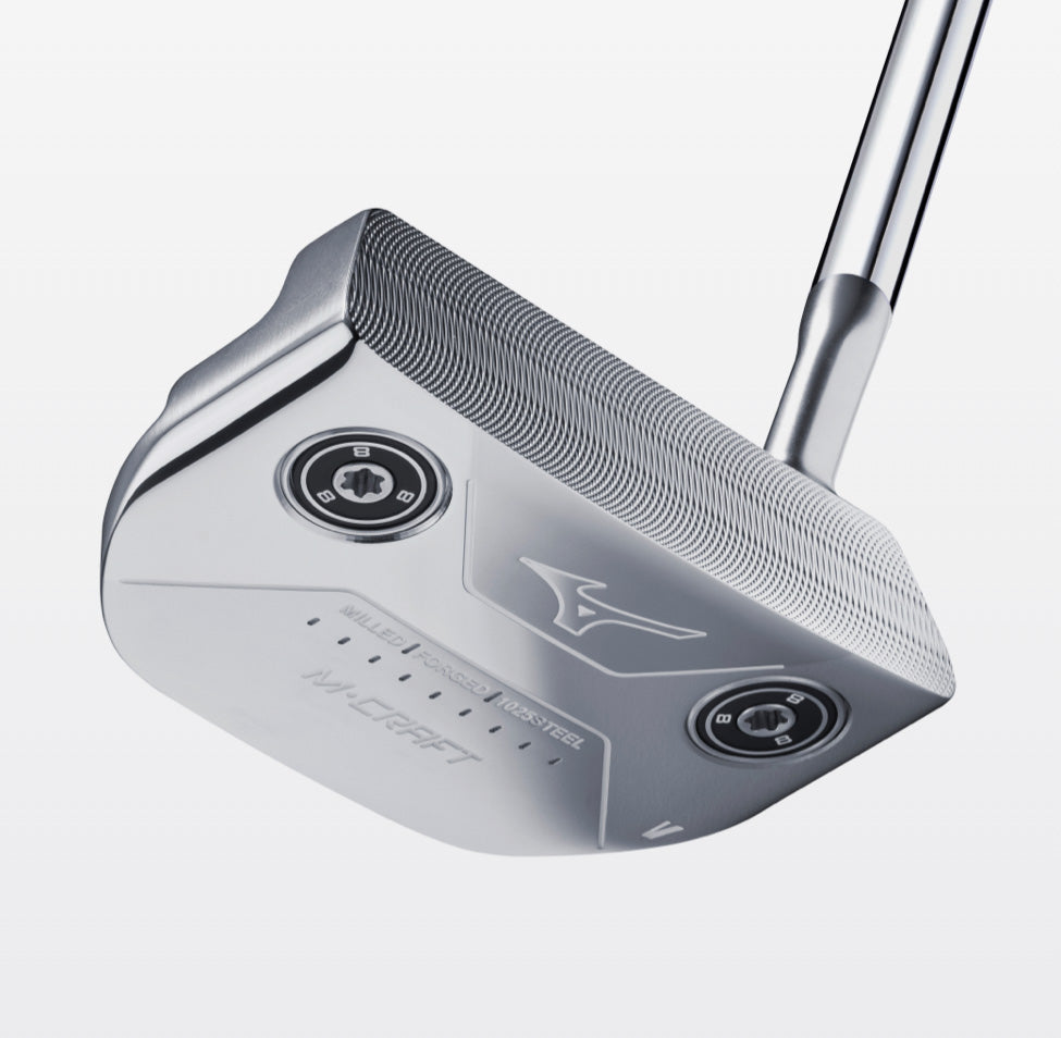Mizuno M.Craft V Putter: Pre Order Now, Available 2/18