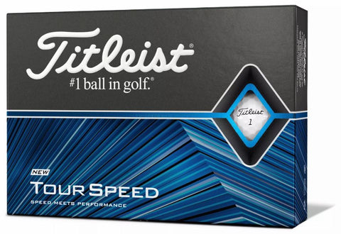 Titleist 2020 Tour Speed Golf Balls