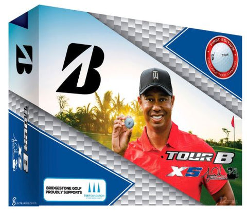 Bridgestone Tour B XS - Tiger Woods Limited Edition