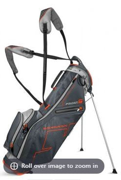 Sun Mountain 2017 Front 9 Golf Bag