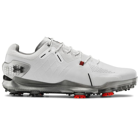 Under Armour Spieth 4 GTX Golf Shoes 3022575 - White