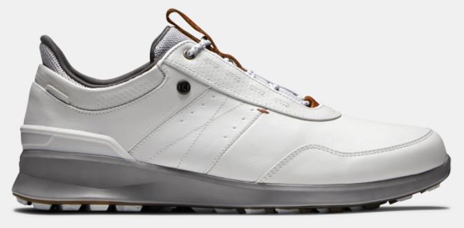 FootJoy Stratos Men's Golf Shoes - Off-White 50012