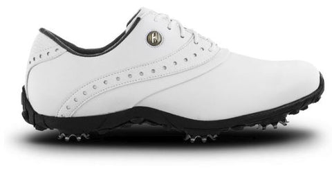 FootJoy Women's LoPro Golf Shoes - White 93925