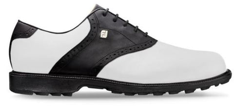 Foot Joy Club Professionals Golf Shoes - White/Black 57009