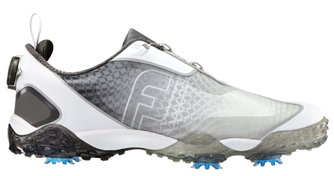 Foot Joy FreeStyle 2.0 BOA Golf Shoes - Charcoal/White 57350