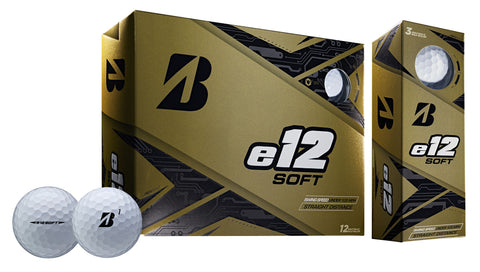 Bridgestone 2019 e12 Soft Golf Balls
