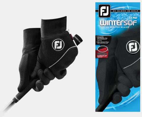 FootJoy Men's WinterSof Gloves
