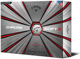Callaway 2018 Chrome Soft X Golf Balls