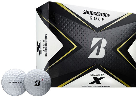 NEW Bridgestone Tour B X Golf Balls