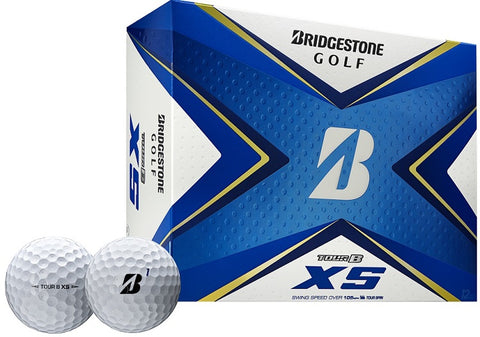 NEW Bridgestone Tour B XS Golf Balls