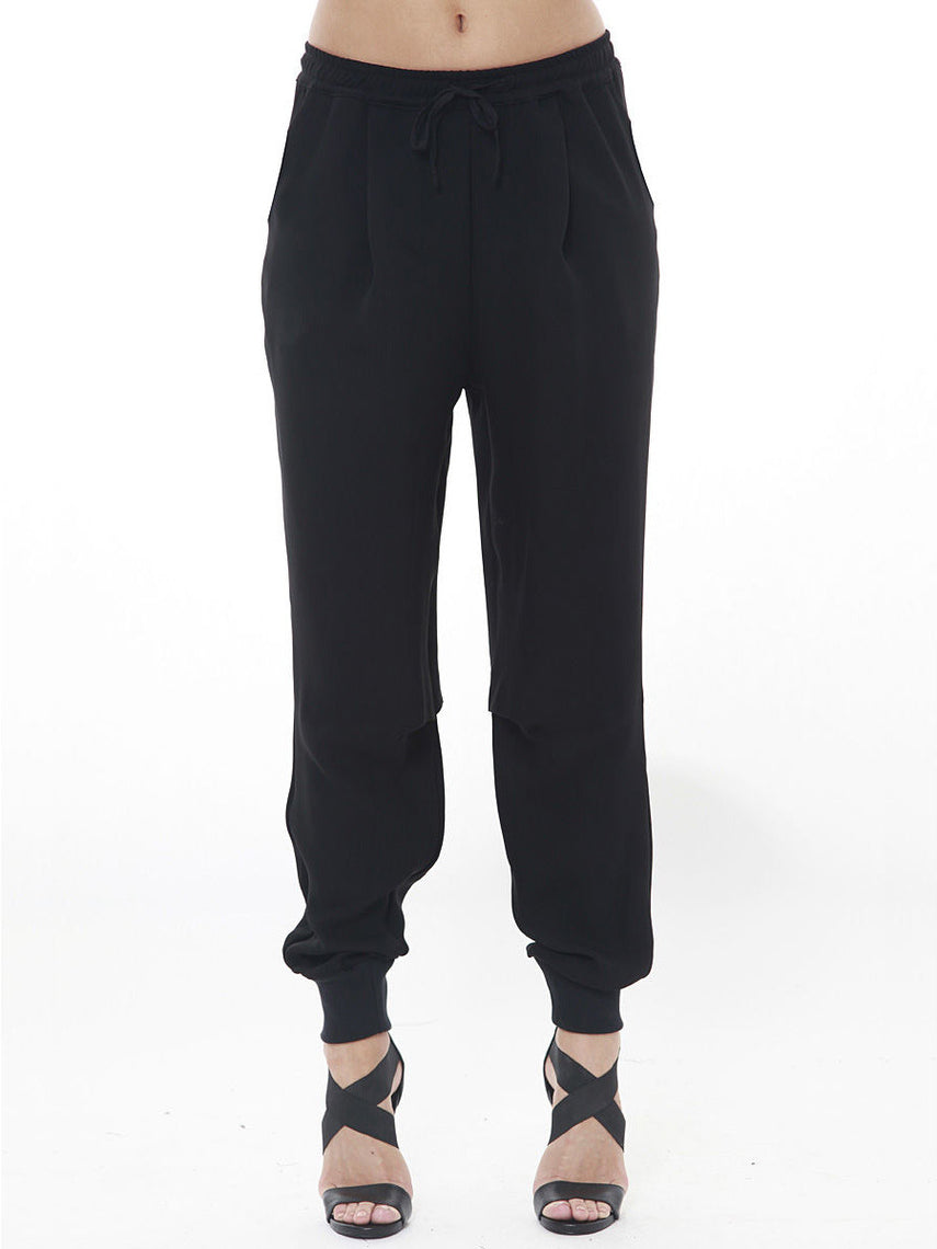 Cirque Silk Trouser