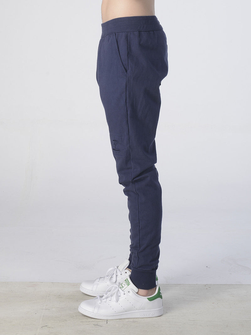 Twist Sweatpants / Navy, Men's, Clothing, Apparel - Drifter Industries