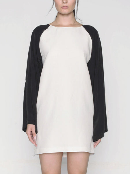 Catriona Dress / White, Women's, Clothing, Apparel - Drifter Industries