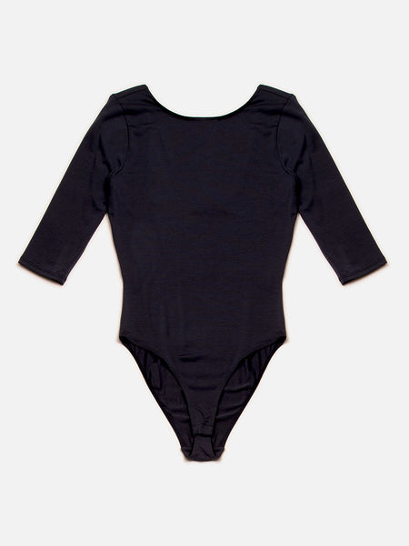 Camila Bodysuit / Black, Women's, Clothing, Apparel - Drifter Industries