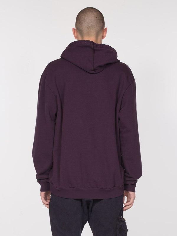 Infra Hoodie / Blackberry, Men's, Clothing, Apparel - Drifter Industries