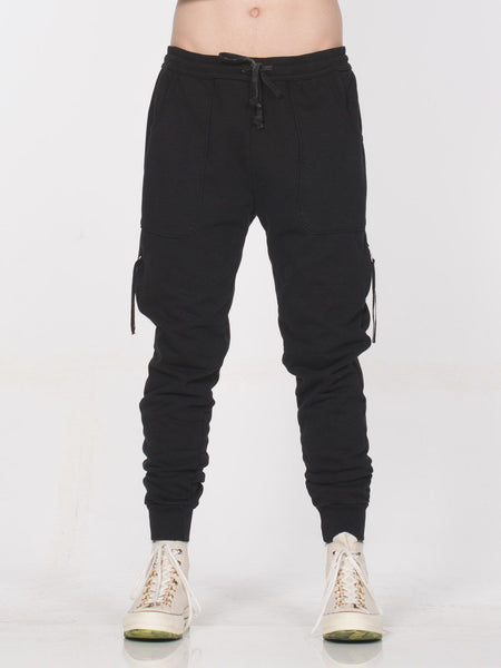 Muldoom Pant / Black