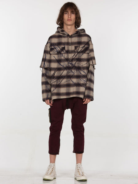 Andrew Hooded Pullover, Men's, Clothing, Apparel - Drifter Industries