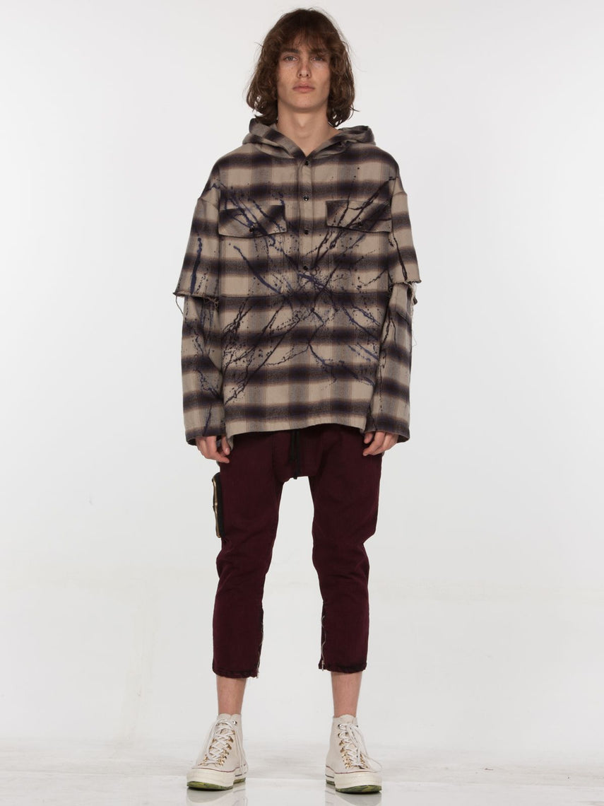 Andrew Hooded Pullover