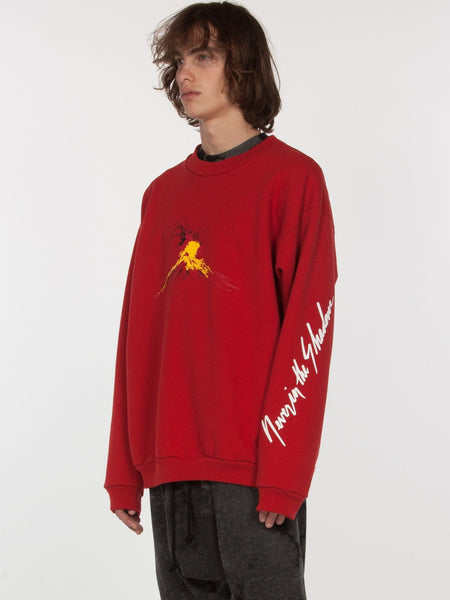 Volcanus Pullover | Online Exclusive / Red