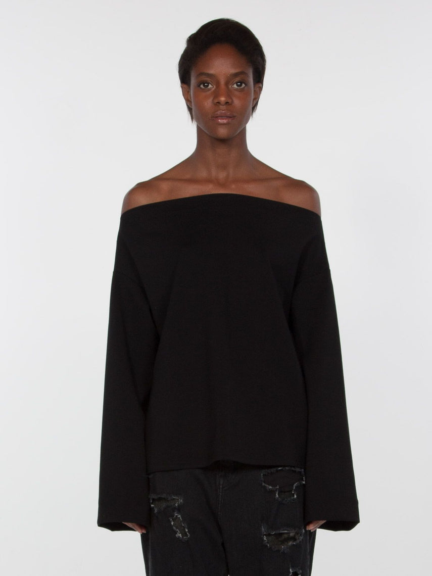 Guinevere Top / Black, Women's, Clothing, Apparel - Drifter Industries