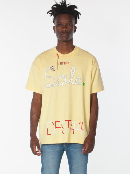 OFF-PRICE TEE / Sunshine