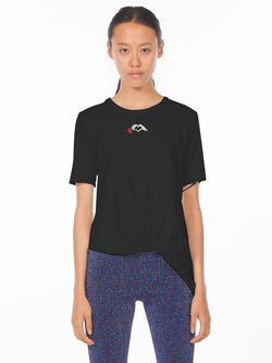 LVNY - Nuri Top / Black, Women's, Clothing, Apparel - Drifter Industries