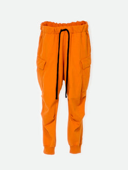 Geri Cropped Jogger Cargo Pants, Men's, Clothing, Apparel - Drifter Industries