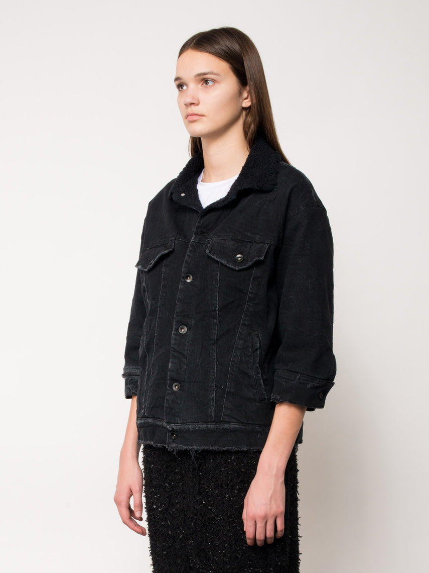 Lapin Denim Jacket, Women's, Clothing, Apparel - Drifter Industries
