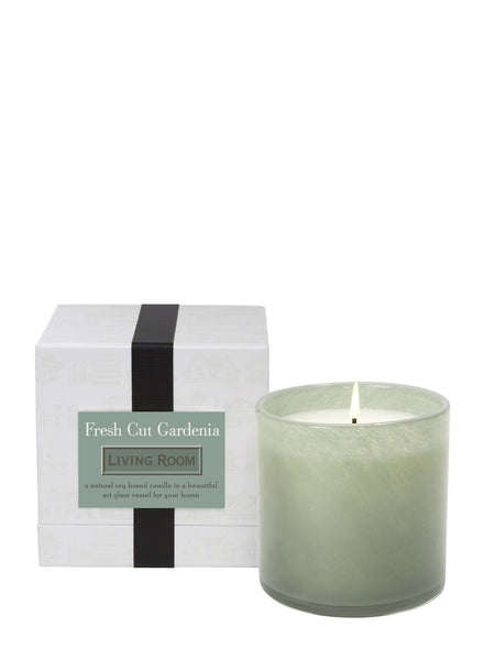 Living Room Candle - Gardenia