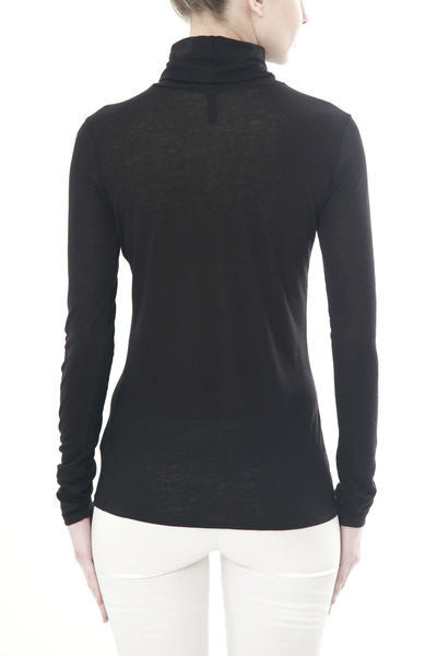 Ave Longsleeve / Black, Women's, Clothing, Apparel - Drifter Industries