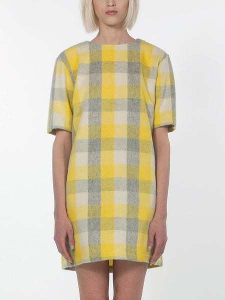 Altra Plaid Dress / Online Exclusive