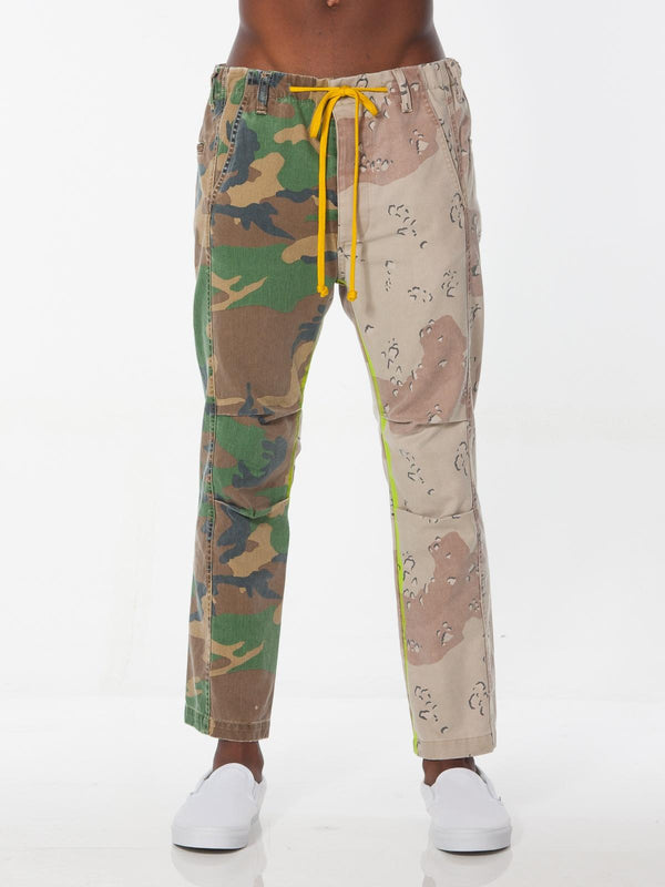Bumba Pant | Online Exclusive / Camo, Men's, Clothing, Apparel - Drifter Industries