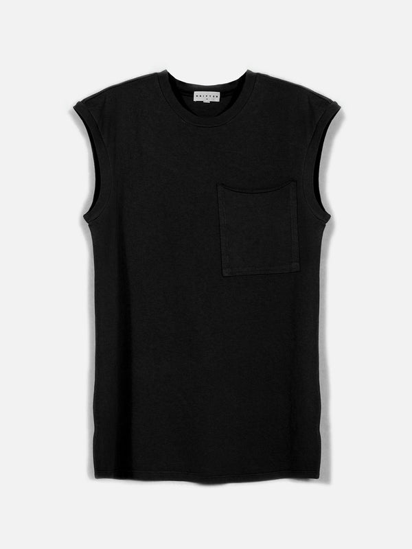 Novikov Tank Top / Black, Men's, Clothing, Apparel - Drifter Industries