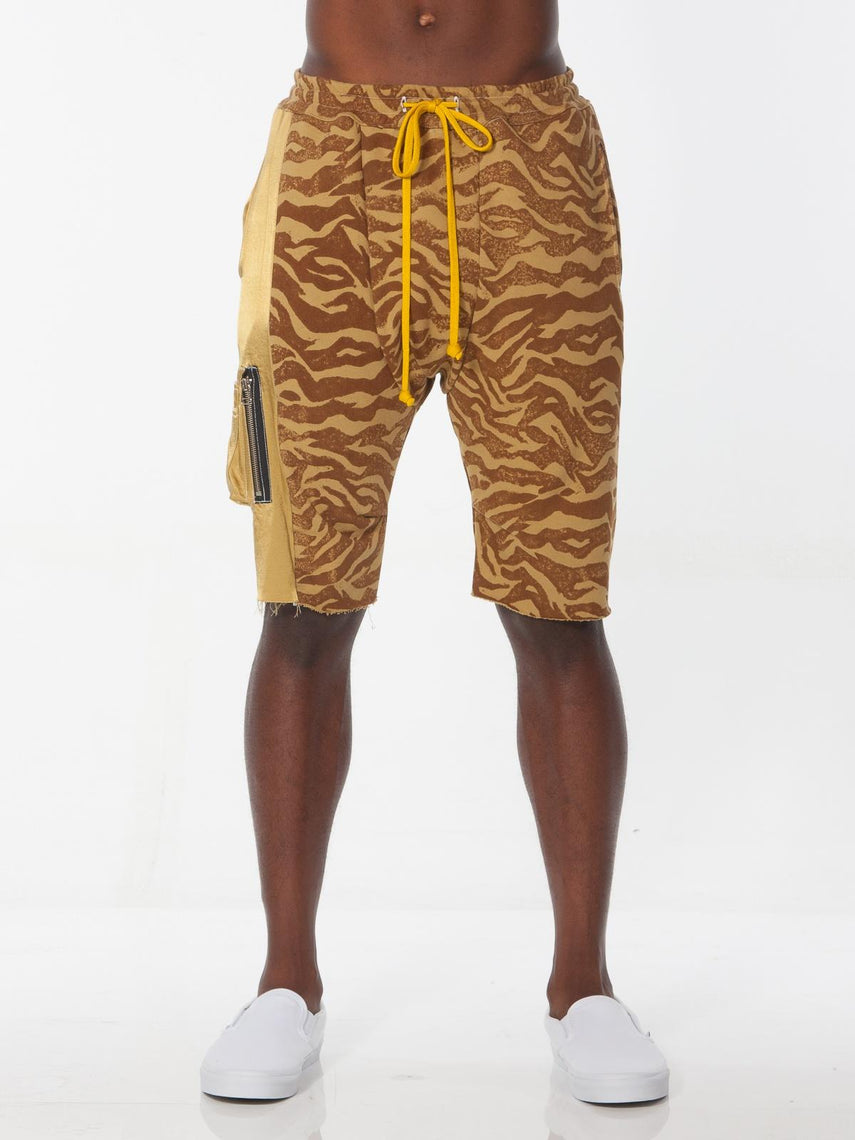 Bumi Short | Online Exclusive / Curry