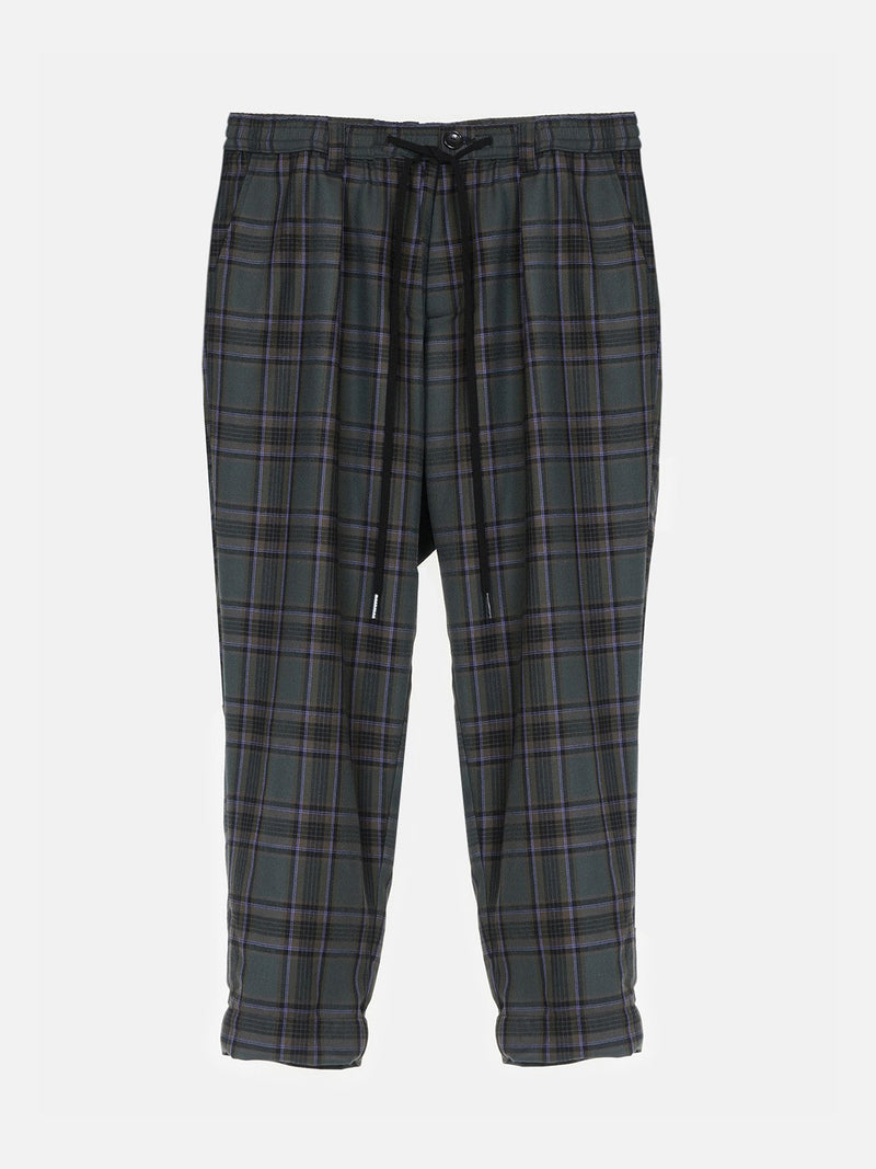 Clark Plaid Pant, Men's, Clothing, Apparel - Drifter Industries
