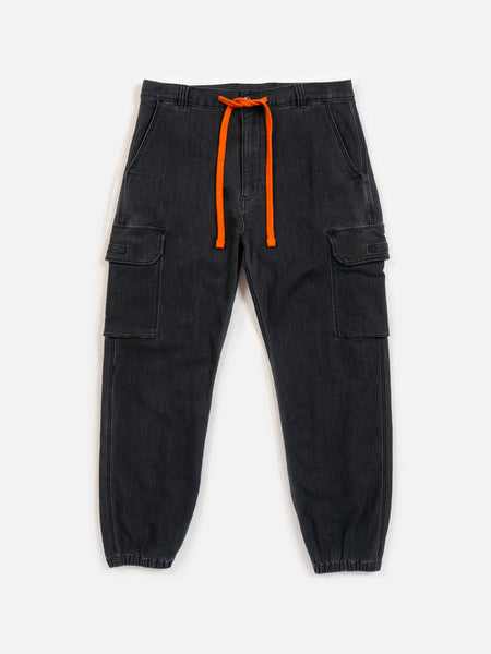 Gilliam Cargo Pant / Black