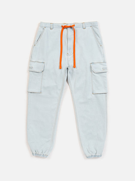 Gilliam Cargo Pant / Indigo
