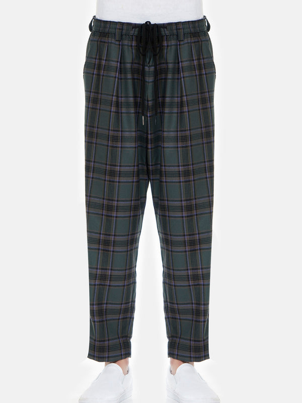 Young Plaid Pant / Online Exclusive