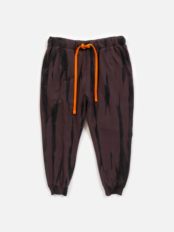 Sven Drop Crotch Jogger / Brown