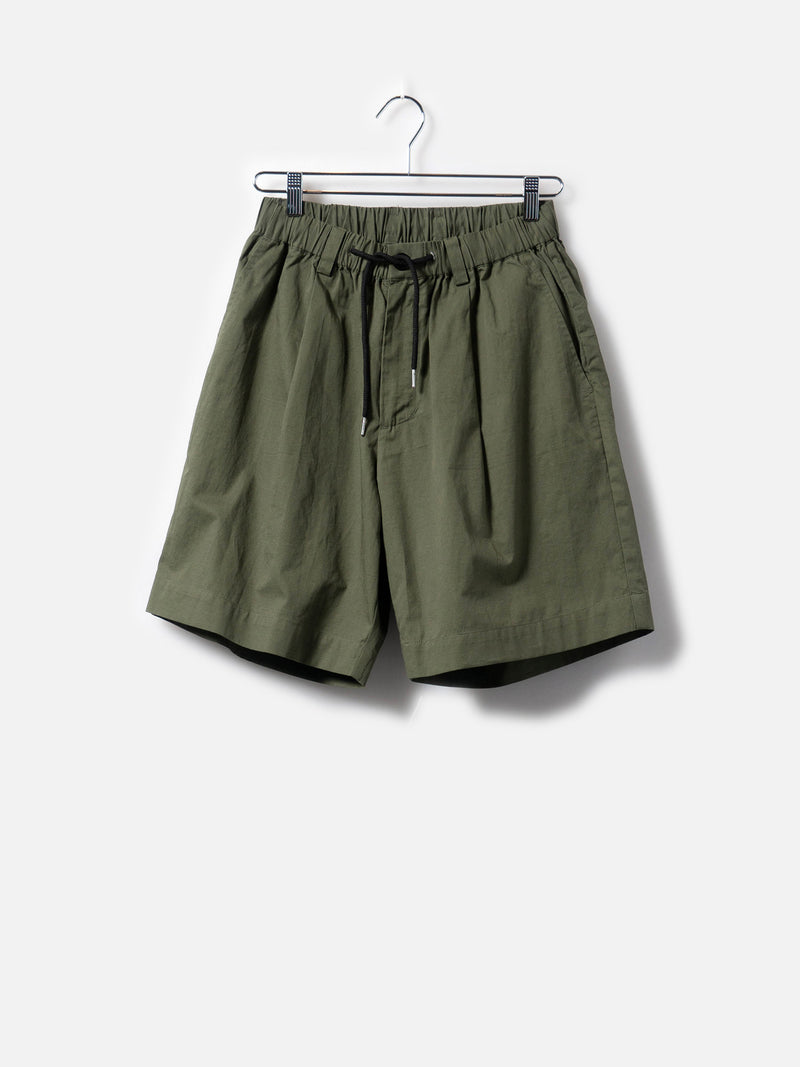 Laurie Trouser Shorts / Sage, , Clothing, Apparel - Drifter Industries
