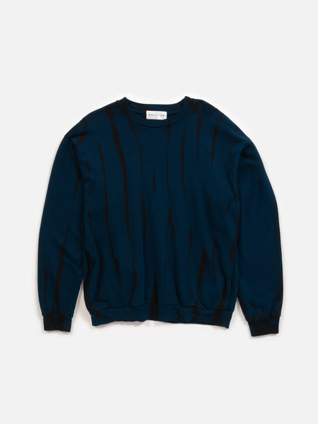 Circus Relaxed-fit Pullover / Navy