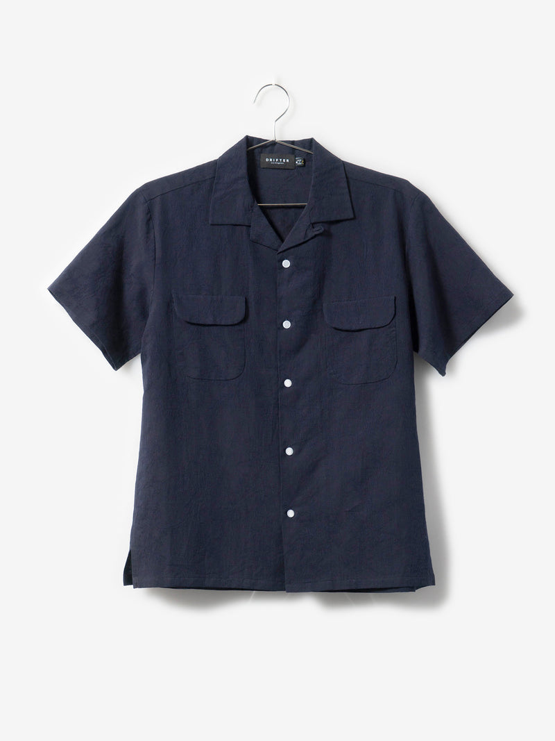 Field-J Navy Shirt, , Clothing, Apparel - Drifter Industries