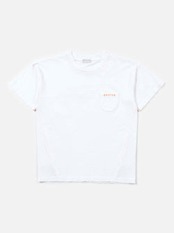 Peace Pocket Tee / White