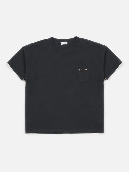 Peace Pocket Tee / Black
