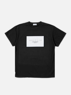Square Tee / Black, , Clothing, Apparel - Drifter Industries
