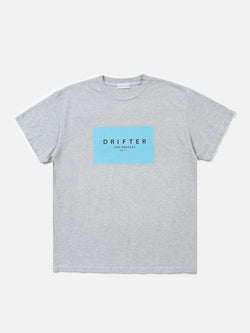 Square Tee / Heather Grey